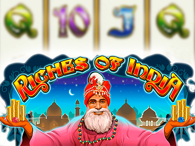 Видео-слот Riches Of India